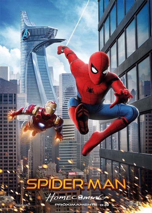 دانلود فیلم مرد عنکبوتی بازگشت به خانه 2017 با کیفیت HD